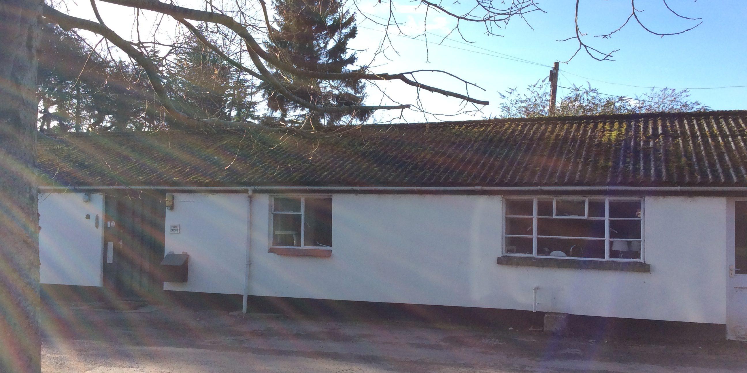 Blandford Forum, Langbourne