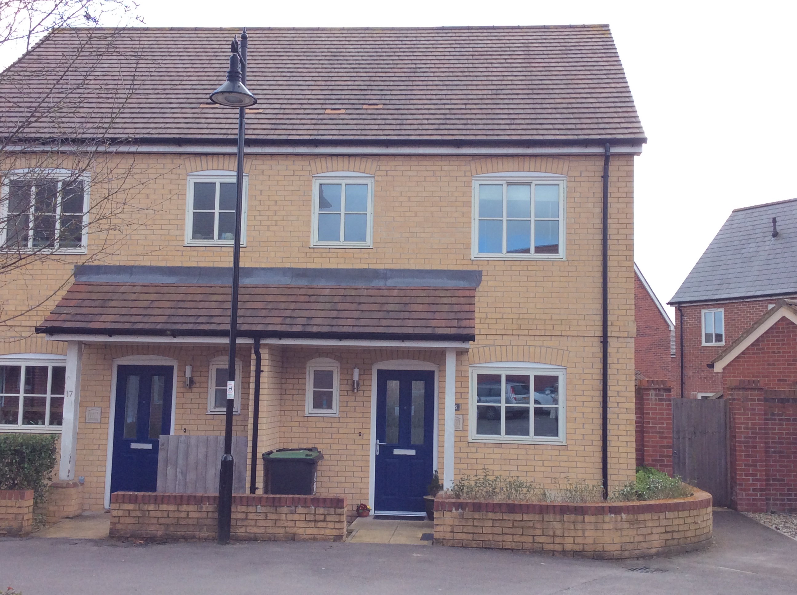 2 Bed – Rifles Lane, Shaftesbury