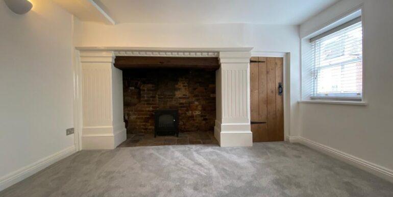 East Street livingroom