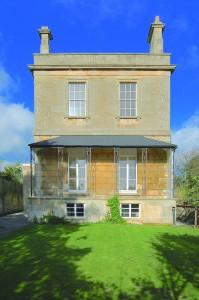 Merton Lodge, Bath