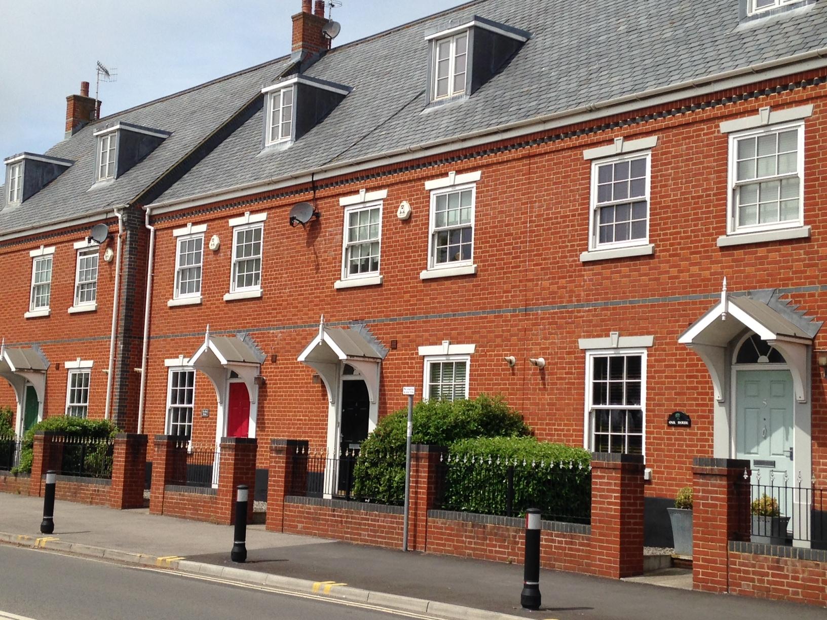 Wimborne Road, Blandford
