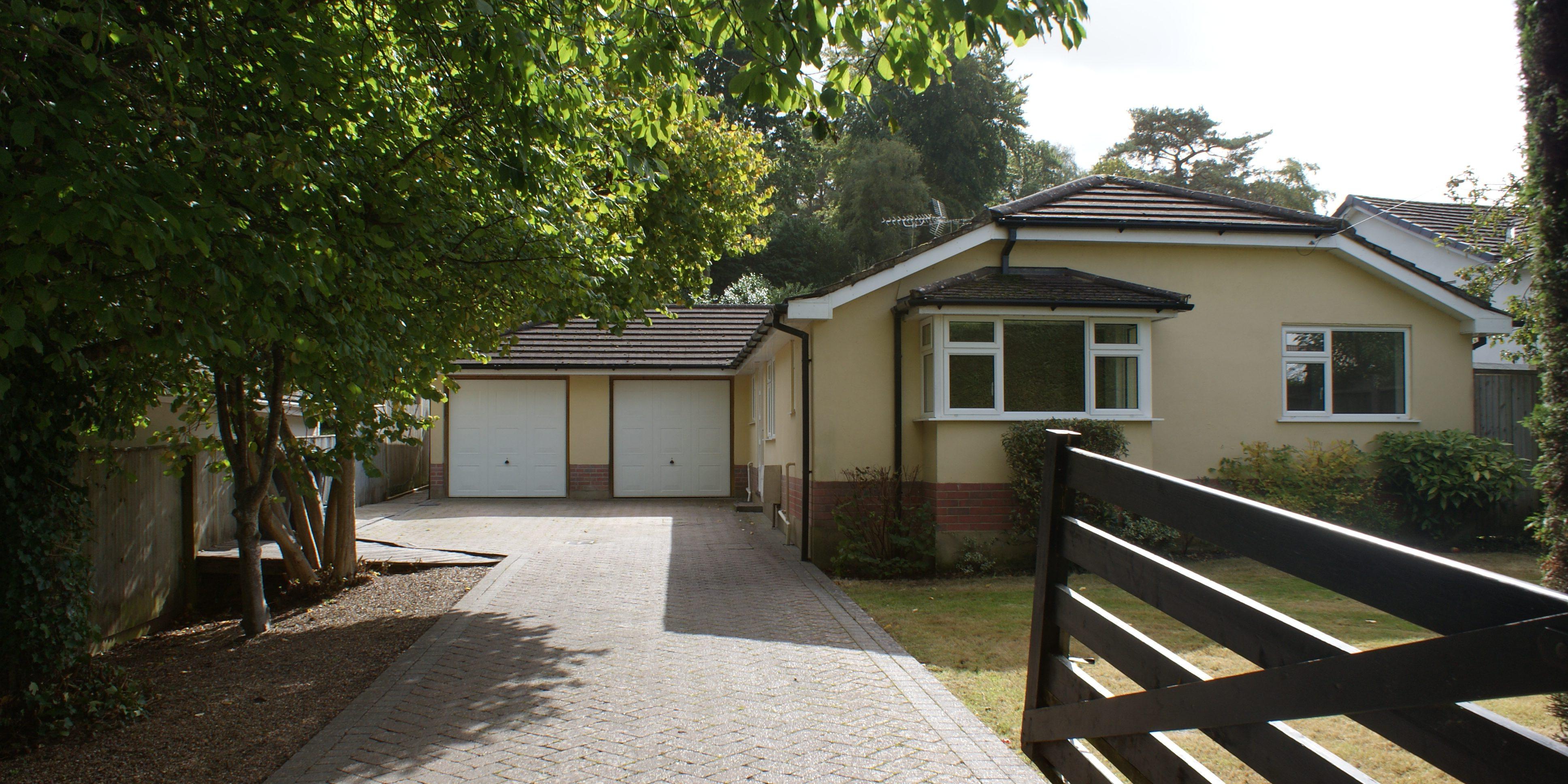 Colehill near Wimborne